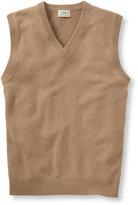 L.L. Bean Beans Lambswool Vest