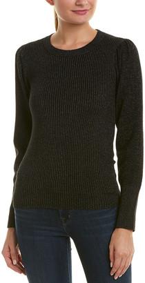 Rebecca Taylor Lurex Wool-Blend Pullover