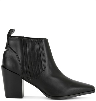 Senso Quora star detail ankle boots