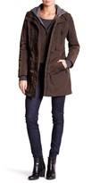 Andrew Marc Dani Luxe Raincoat