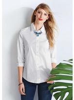 Jessica Womtton-Blend Shirt