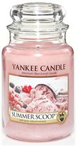 Yankee Candle Summer Scoop Jar Candle - Large