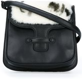 Jamin Puech flap closure crossbody bag