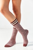 Out From Under Varsity Striped Boot Sock