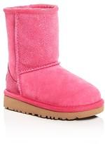 UGG Girls' Short Serein Sparkle Boots - Walker