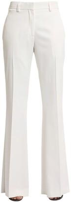 Calvin Klein Collection Stretch Matte Viscose Pants