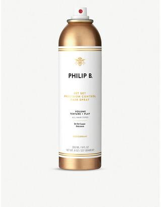 Philip B Jet Set precision control hairspray 260ml
