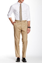 Louis Raphael Slim Fit Flat Front Landon Pant