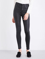 AG Jeans The Mila skinny high-rise jeans