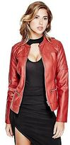 GUESS Women's Gwyneth Quilted Jacket