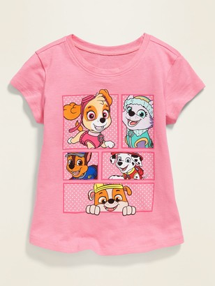 Old Navy Paw Patrol Graphic Tee for Toddler Girls