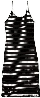 Rip Curl Surf Essentials Midi (Black 1) Women's Dress