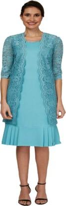 Maya Brooke Women's Jacket Dress