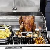 All-Clad Stainless-Steel Outdoor Chicken Roaster