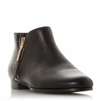 Dune Women's Pandan Ankle boots Black (Black Black) 7 UK (40 EU)