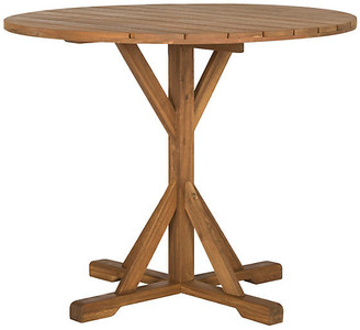 One Kings Lane Bailey Side Table - Brown