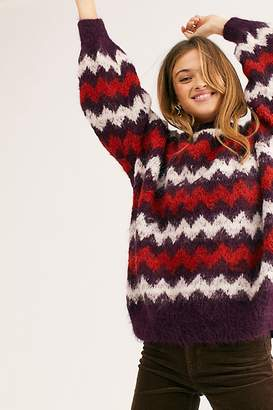 Free People Ziggy Tunic by The Knitter at