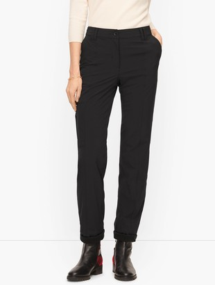 Talbots Fleece Lined Pants - Solid