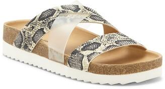 Lucky Brand Hafina Slide Sandal