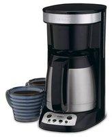 Cuisinart Black Programmable Thermal Coffee Maker