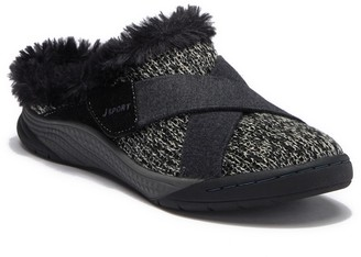 Jsport By Jambu Graham Faux Fur Lined Clog