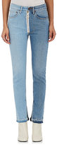 Off-White Women's Mod-Split Baggy Jeans