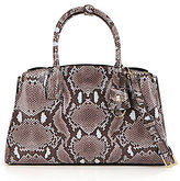 Antonio Melani Triple Threat Snake Satchel