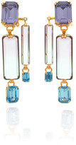 House of Lavande Oceana Double Drop Earrings