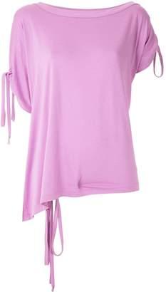 Tufi Duek tied blouse