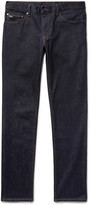 Michael Kors Slim-Fit Stretch-Denim Jeans
