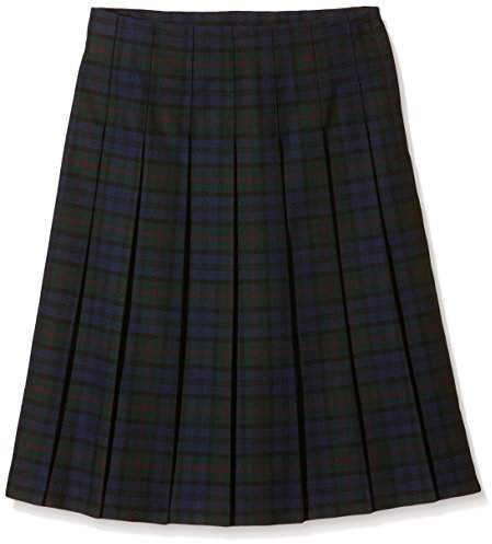 Trutex Girl's GST-JUB-L22-W32 SNR Tartan Kilt Checkered Skirt,(Manufacturer Size:32)