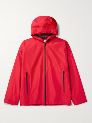 Bottega Veneta Packable Nylon Hooded Anorak