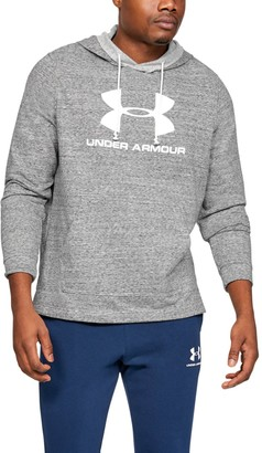 Under Armour Men's UA Sportstyle Terry Logo Hoodie