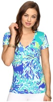Lilly Pulitzer Michele Top Women's T Shirt
