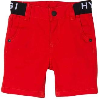 Givenchy Red Shorts