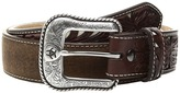 Ariat Ivory Trimmed Belt