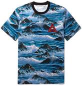 Givenchy Cuban-Fit Appliquéd Printed Cotton-Jersey T-Shirt