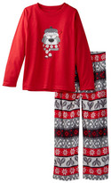 Petit Lem Snow Dog Pajama Set (Toddler & Little Boys)