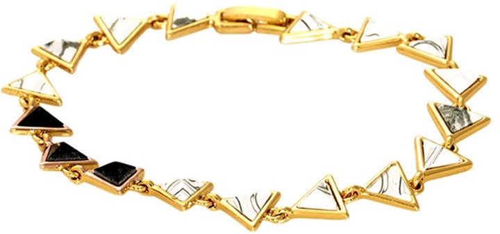 House Of Harlow Meteora Tennis Bracelet
