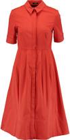Raoul Soho cotton-blend shirt dress