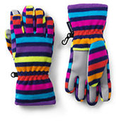 Classic Girls ThermaCheck 200 Printed Gloves-Emerald Gulf