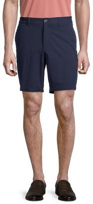 Saks Fifth Avenue Striped Seersucker Shorts