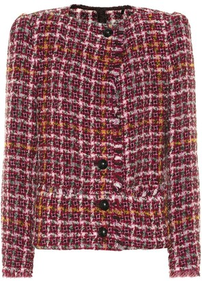 Isabel Marant Zoa tweed jacket