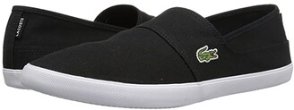 Lacoste Marice BL 2 (Black) Men's Shoes