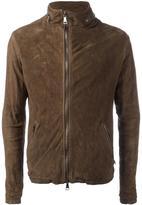 Giorgio Brato double zip jacket