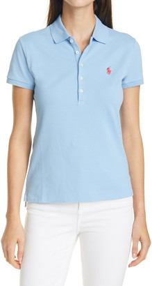 Polo Ralph Lauren Julie Slim Fit Polo
