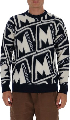 Moncler Logo Knitted Sweater