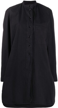 Lemaire Stand-Up Collar Shirt