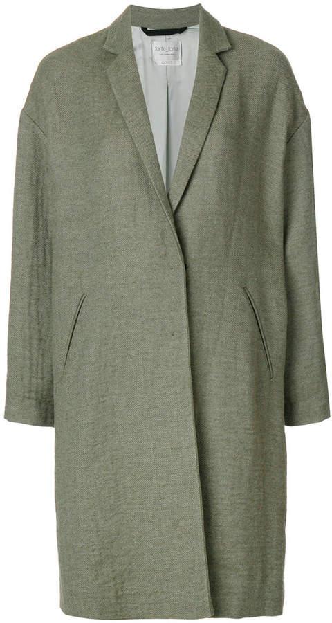 Forte Forte boxy coat