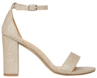 Miss Shop Madison Metallic Sandal